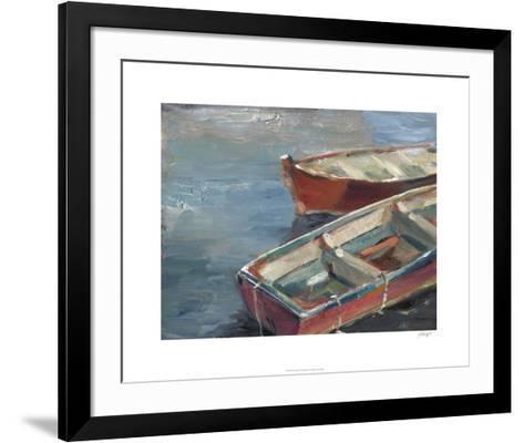 By the Lake I-Ethan Harper-Framed Art Print