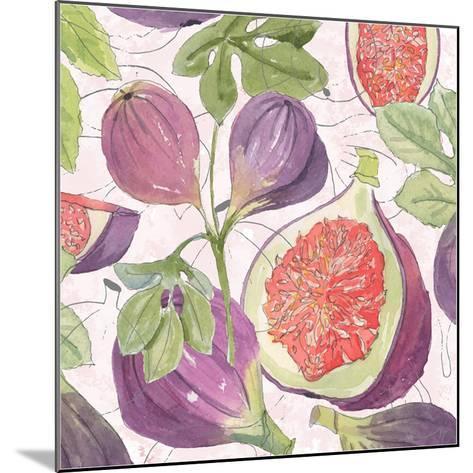 Fig Medley I-Leslie Mark-Mounted Art Print