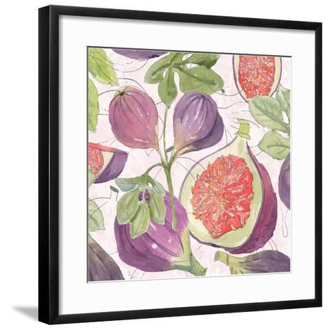 Fig Medley I-Leslie Mark-Framed Art Print