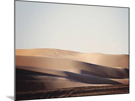 Sand Dunes III-Sylvia Coomes-Mounted Art Print