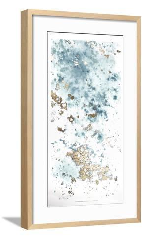 Blue Nebula I-June Erica Vess-Framed Art Print