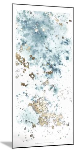 Blue Nebula I-June Erica Vess-Mounted Art Print