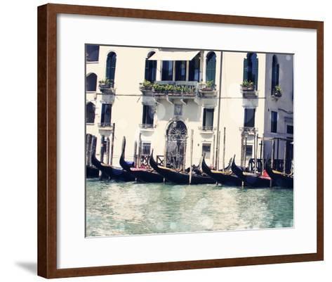 Venice Bokeh VI-Sylvia Coomes-Framed Art Print
