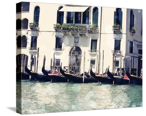 Venice Bokeh VI-Sylvia Coomes-Stretched Canvas Print
