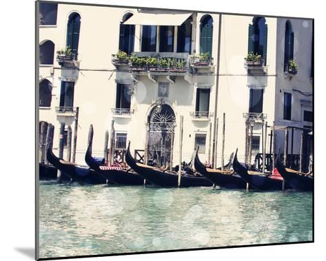 Venice Bokeh VI-Sylvia Coomes-Mounted Art Print