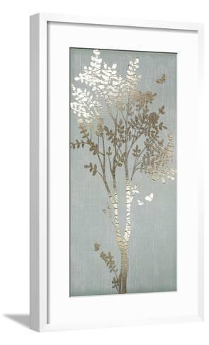 Sage Silhouette I-June Erica Vess-Framed Art Print