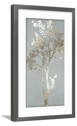 Sage Silhouette II-June Erica Vess-Framed Art Print