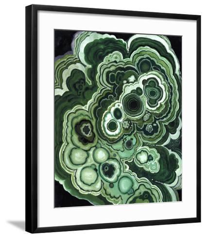 Malachite I-Naomi McCavitt-Framed Art Print