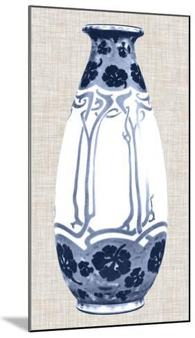 Blue & White Vase II-Unknown-Mounted Giclee Print