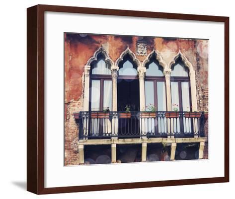 Venice Bokeh XV-Sylvia Coomes-Framed Art Print