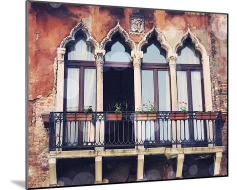 Venice Bokeh XV-Sylvia Coomes-Mounted Art Print