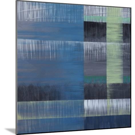 Vibrations I-Julie Joy-Mounted Art Print