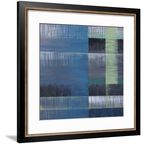 Vibrations I-Julie Joy-Framed Art Print
