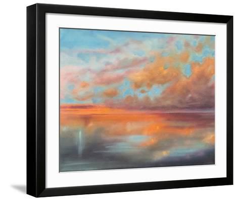 As Above, So Below-Marabeth Quin-Framed Art Print