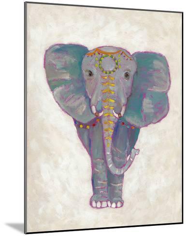 Festival Elephant I-Chariklia Zarris-Mounted Art Print