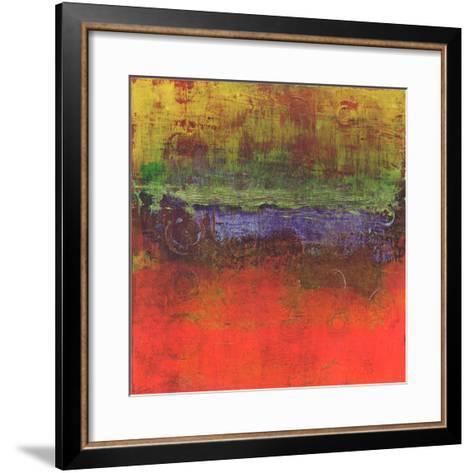 Hifi Abstract I-Elena Ray-Framed Art Print