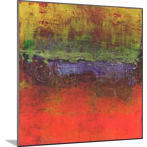 Hifi Abstract I-Elena Ray-Mounted Art Print