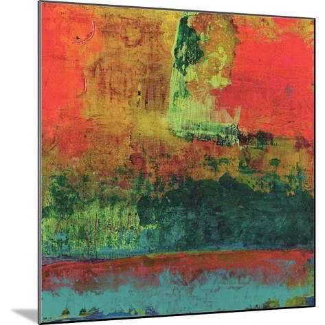 Hifi Abstract V-Elena Ray-Mounted Art Print