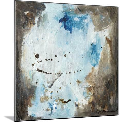 Blue Cliffs I-Joyce Combs-Mounted Art Print