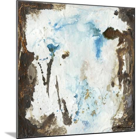 Blue Cliffs II-Joyce Combs-Mounted Art Print
