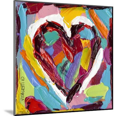 Colorful Expressions III-Carolee Vitaletti-Mounted Art Print