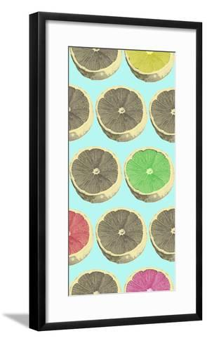 Pop Lemons II-Prunis Dulcis-Framed Art Print