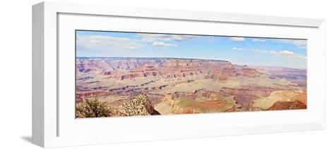 Grand Canyon Panorama I-Sylvia Coomes-Framed Art Print