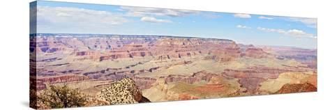 Grand Canyon Panorama I-Sylvia Coomes-Stretched Canvas Print