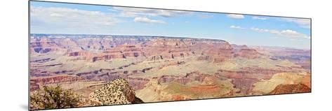 Grand Canyon Panorama I-Sylvia Coomes-Mounted Art Print