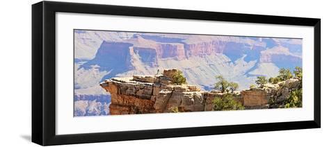 Grand Canyon Panorama III-Sylvia Coomes-Framed Art Print