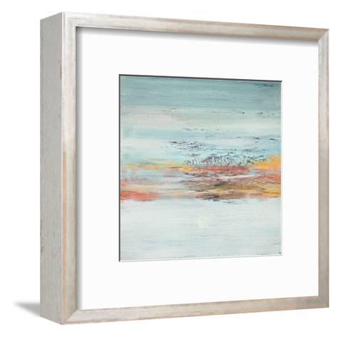 Celestial Sundown-Alicia Dunn-Framed Art Print