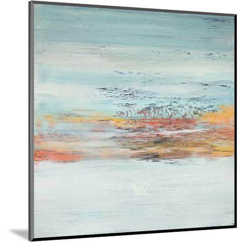 Celestial Sundown-Alicia Dunn-Mounted Art Print