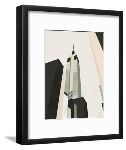 Empire State-Michelle Collins-Framed Art Print