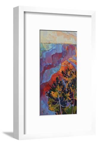 Grand Sunset (left)-Erin Hanson-Framed Art Print
