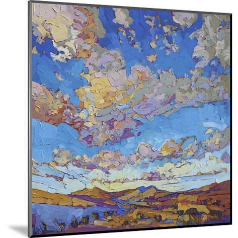 Driving Sky-Erin Hanson-Mounted Art Print