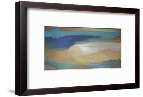 Inescapable Mist-Alicia Dunn-Framed Art Print