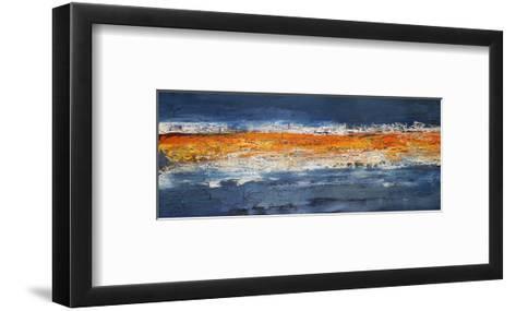 Rage Against the Dying of the Light-Alicia Dunn-Framed Art Print
