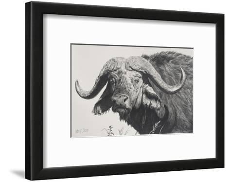 Old Guy-Lindsay Scott-Framed Art Print
