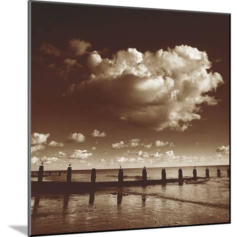 Seascape III-Bill Philip-Mounted Giclee Print