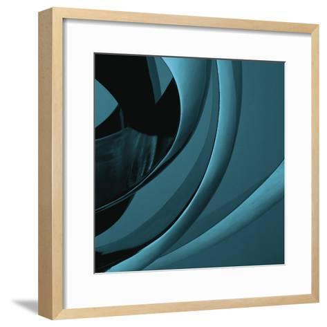 Orbit II - Chroma-Tony Koukos-Framed Art Print