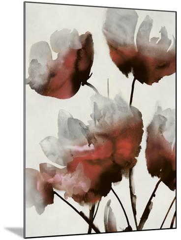 Sylvan II - Rouge-Tania Bello-Mounted Giclee Print