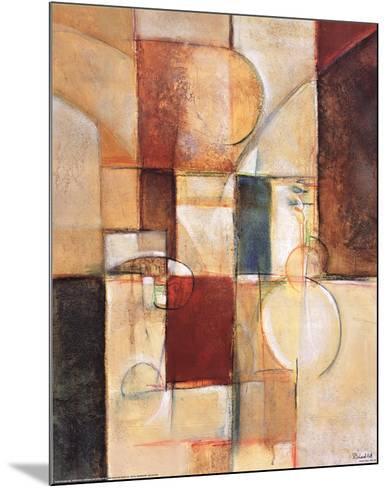 Speculation I-Richard Hall-Mounted Art Print