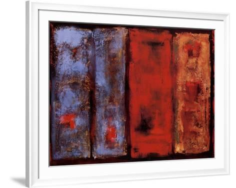 Change in Temperature-Penny Benjamin Peterson-Framed Art Print