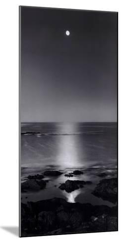Full Moon Sea-Stephen Rutherford-Bate-Mounted Art Print