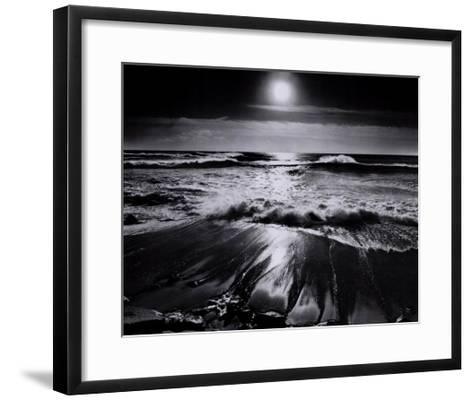 Sun and Surf-Richard Nowicki-Framed Art Print