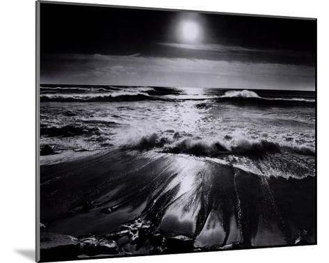 Sun and Surf-Richard Nowicki-Mounted Art Print