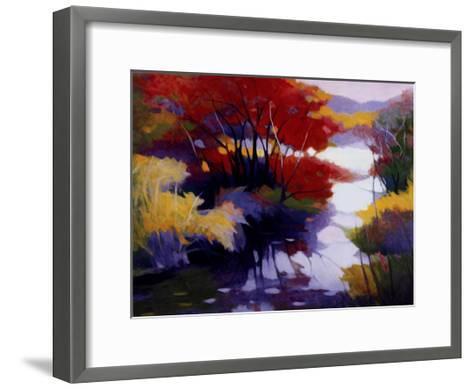 Indian Summer-Tadashi Asoma-Framed Art Print