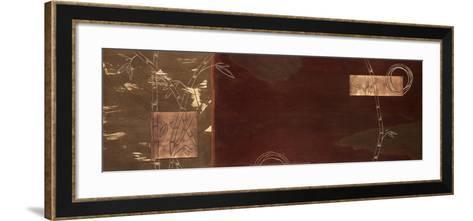 Balancing Bamboo III-Arleigh Wood-Framed Art Print