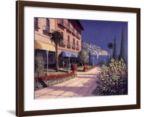 Memory Lane-David Short-Framed Art Print