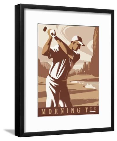 Morning Tee-Dave Ember-Framed Art Print